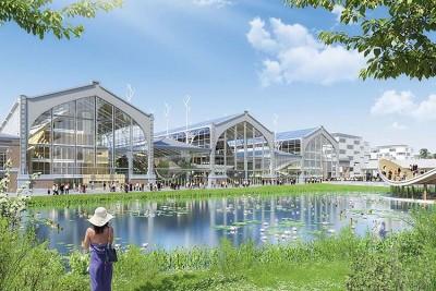 Nouveau chantier en réalisation - Gare Maritime